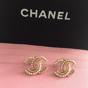 Chanel Authentic Earrings